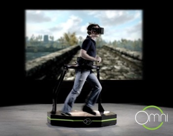 omni treadmill